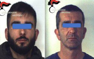Trovati in possesso di oltre 1 Kg. di cocaina: arrestati padre e figlio