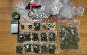 Cocaina: arresti a Brindisi e Latiano