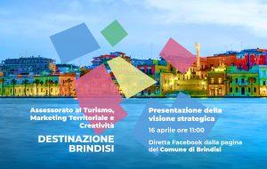 Destinazione Brindisi: il 16 aprile evento on line