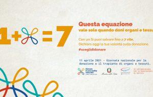 Gionata nazionale per la donazione organi: l'importanza di un sì