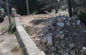 Selva di Fasano: rifiuti da demolizione scaricati nel terreno del vicino, blitz dei Carabinieri Forestali