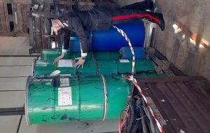 Officina agricola con rifiuti pericolosi non registrati e illecitamente depositati: intervengono i Carabinieri Forestali