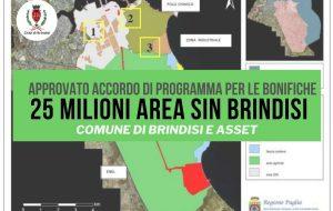 Approvato accordo di programma per le bonifiche: 25 milioni di euro per l'area Sin