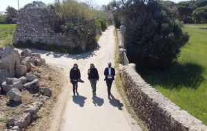 """Presentata """"Via Francigena. Road to Rome 2021"""" che farà tappa nel territorio fasanese il 10 e 11 ottobre 2021"""