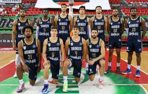 Nuove positività tra i giocatori della Happy Casa Brindisi: l'Asl mette in isolamento l'intero gruppo squadra