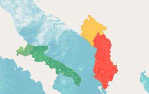 Parte il progetto CO-CLEAN tra Italia, Albania e Montenegro