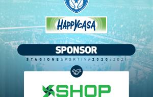 'SHOP elettrodomestici' nuovo Sponsor Happy Casa Brindisi