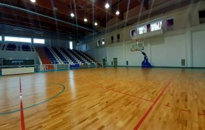 Omologazione ottenuta per il Palazzetto dello Sport di Francavilla