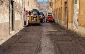 Francavilla: al via i nuovi interventi di rifacimento del manto stradale