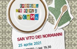 Indovina chi viene a (s)cena: 25 Aprile dall'Ex Fadda di San Vito dei Normanni