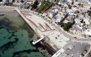 Porto di Torre Canne: approvato il progetto di rifacimento della piazzetta in via Eroi del Mare