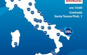 """A Brindisi arriva il tour nazionale dell'UGL """"Il Lavoro Cambia anche Noi!"""" verso il Primo Maggio"""