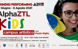 """Campus artistico per bambini con """"AlphaZTL Kids"""""""