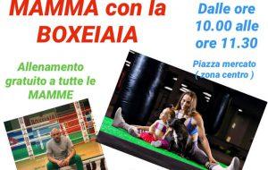 Festa della Mamma con la Boxe Iaia Brindisi, domenica 9 maggio in Piazza Mercato lezione gratuita di pugilato dedicata alle mamme per celebrare la ricorrenza