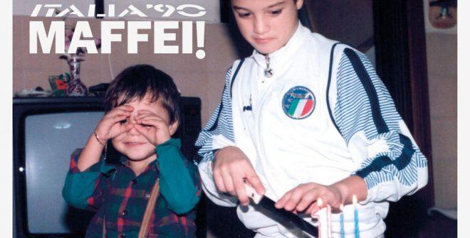 """In uscita il video di """"Italia '90"""" di Maffei. Di Marco Greco"""