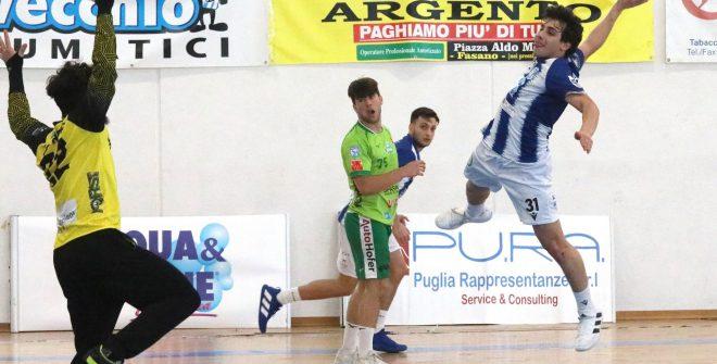 Acqua & Sapone Junior Fasano-Bressanone=25-24