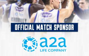 Brindisi-Varese nel segno del match sponsor A2A