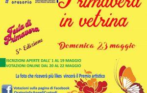 Festa di Primavera all'Oratorio ANSPI Santi Angeli Custodi. Uno sguardo solidale verso il mondo del commercio