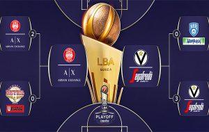 LBA: Bologna vola sul 2-0 nella finale scudetto
