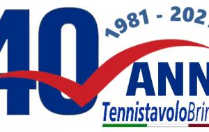 La società Tennis Tavolo Brindisi compie 40 anni