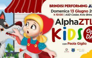Domenica 13 spettacolo di burattini nell'open day gratuito AlphaZTL Kids