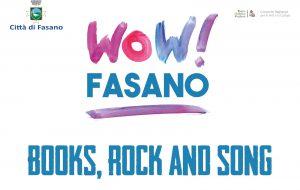 Books, rock and songs: alla Selva di Fasano la rassegna dedicata a grandi artisti della musica d'autore mondiale