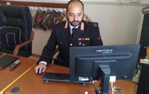 I Carabinieri incontrano gli alunni della Giovanni Pascoli di Erchie