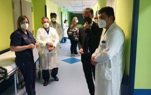 Riapre il reparto di Chirurgia generale al Camberlingo di Francavilla Fontana