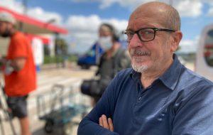 Dario Vergassola: un alieno a Brindisi