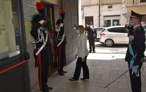 Celebrato anche a Brindisi il 207° annuale di fondazione dell'Arma dei Carabinieri