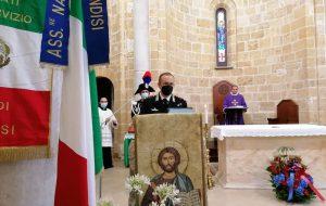 Commemorato il Carabiniere Scelto Sergio Ragno nel 17° anniversario della sua prematura scomparsa