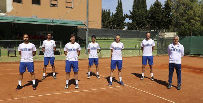 Tennis, serie B1: il CT Brindisi si arrende al Colle degli Dei ma chiude al quarto posto in classifica