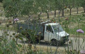 Rifiuto selvaggio: i Carabinieri forestali intercettano camion