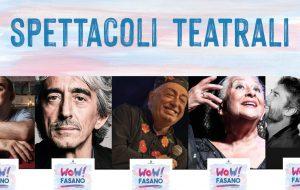 Teatro sotto le stelle: ecco la rassegna teatrale di «Wow! Fasano»