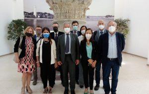 """Presentato a Brindisi il nuovo corso di laurea magistrale in """"Scienze per la Cooperazione internazionale"""" dell'Università del Salento"""