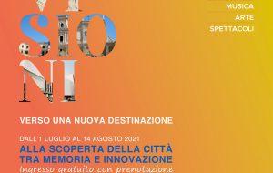 Brindisi si presenta: visioni, tra visite guidate e spettacoli