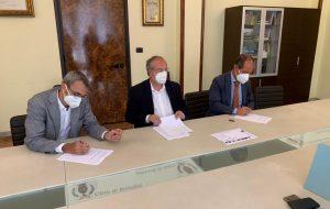 Enel dona una nuova illuminazione artistica alla città di Brindisi