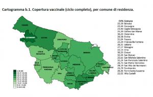 Vaccini anti Covid in provincia di Brindisi: il report sulle dosi somministrate al 24 giugno