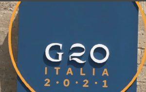 G20 a Brindisi: gli interventi di Macina e Aresta