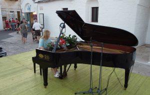 Piano Lab 21: al via la grande festa del pianoforte. Si parte il 19 giugno dal parco archeologico di Torchiarolo, poi 20 giugno Ostuni