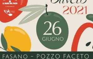 """Domani la """"Merenda nell'Oliveto"""" a Pozzo Faceto"""