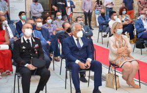 "Mesagne, successo per la cerimonia del ""Premio Honestas"""