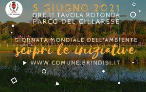 """Giornata mondiale dell'Ambiente: al Cillarese fari puntati su """"Brindisi ed il Sistema dei Parchi"""""""