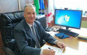 """Il saluto del Prof. Vincenzo Micia, dirigente dell'Istituto Alberghiero """"Pertini"""" di Brindisi"""