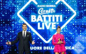 """Dal 13 luglio il """"Radio Norba Cornetto Battiti Live"""" andrà in onda su Italia 1"""