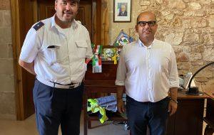 Il Dott. Antonio Ciracì è il nuovo Comandante della Polizia Municipale di Villa Castelli