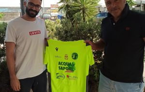 Junior Fasano: siglato l'accordo con l'ala destra Carlo Sperti