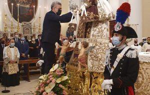 Festa Patronale a Mesagne: il discorso del Sindaco Matarrelli