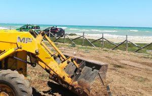 Lido completamente fuori norma: nei guai proprietario e gestore di una spiaggia di Rosa Marina