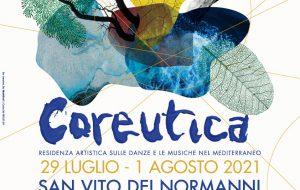 Tutto pronto a San Vito per la VII edizione di Coreutica, residenza artistica sulle danze e le musiche nel Mediterraneo